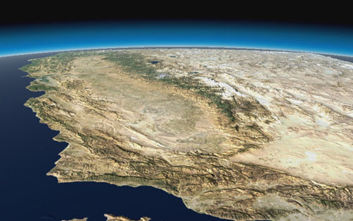 Image of California's Central Valley